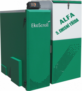 EkoScroll Alfa 28 kW - Black Friday